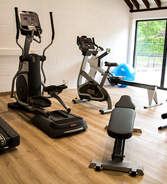 Fitness Gym Facility